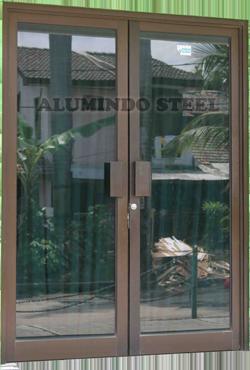 Gambar Kusen Aluminium Toko Aluminium